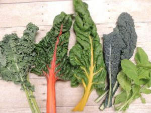 Floxed Kale Chard Functional Nutrition