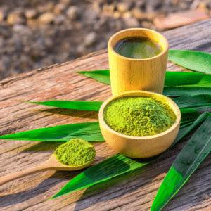Matcha Green Tea Anti-Cancer