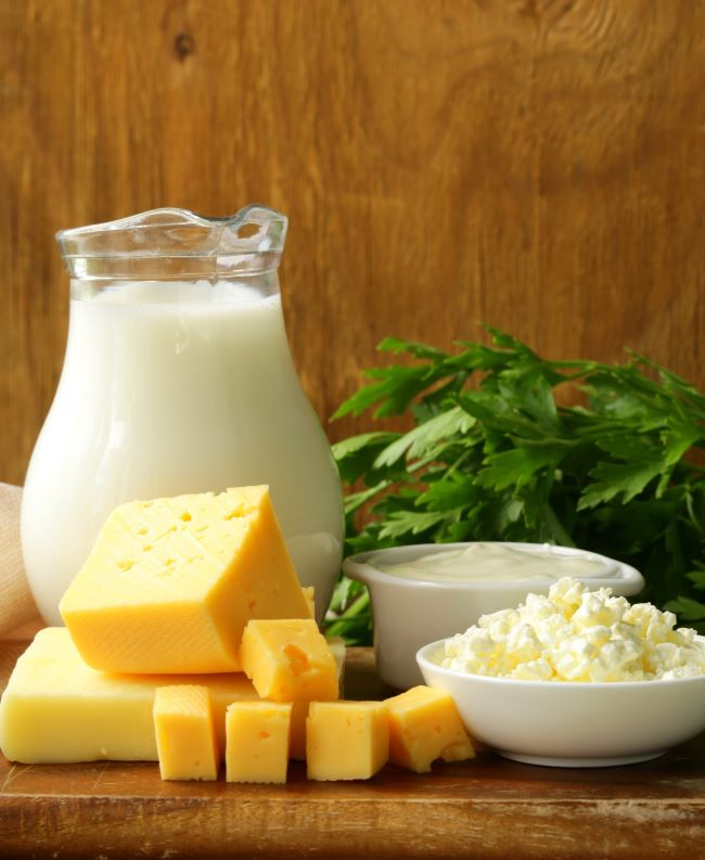 Food Sensitivities Dairy