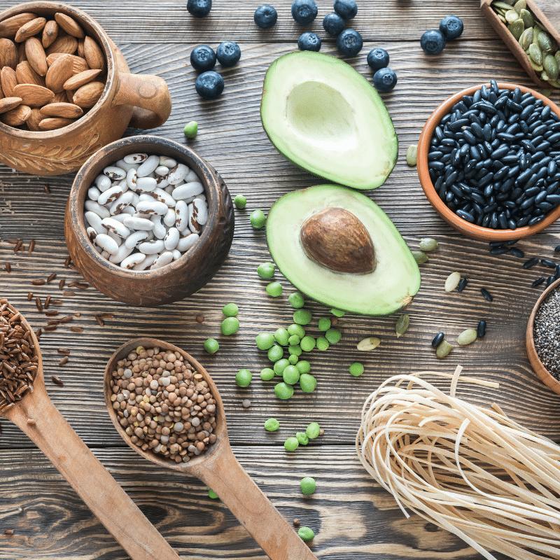 Foods High Polyphenols
