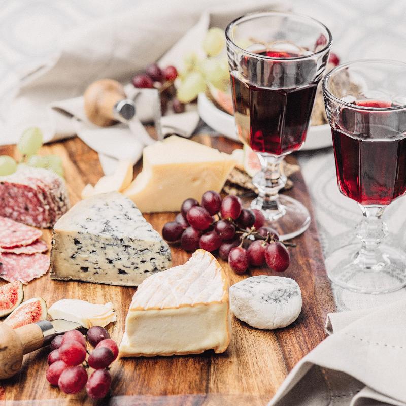 Histamine Intolerance Wine Cheese